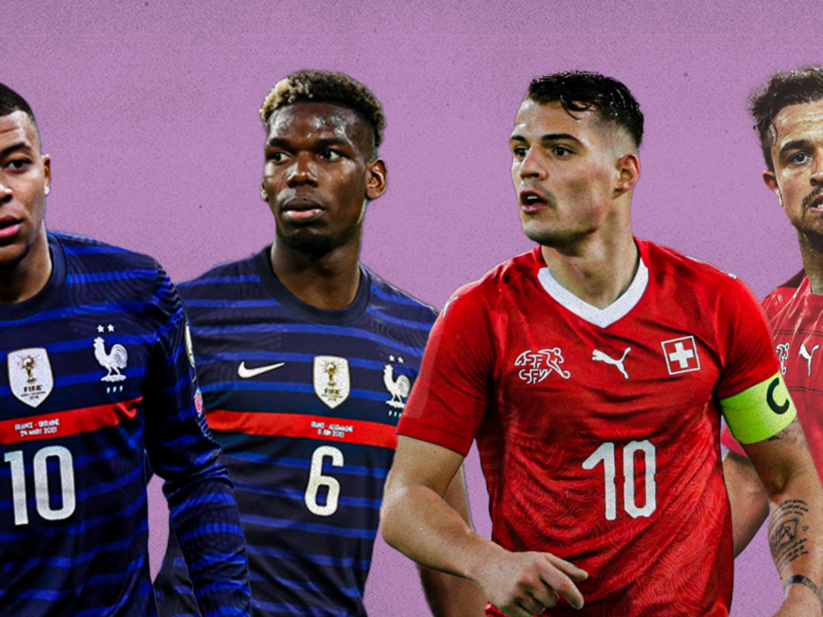 players to watch out in france vs Switzerland