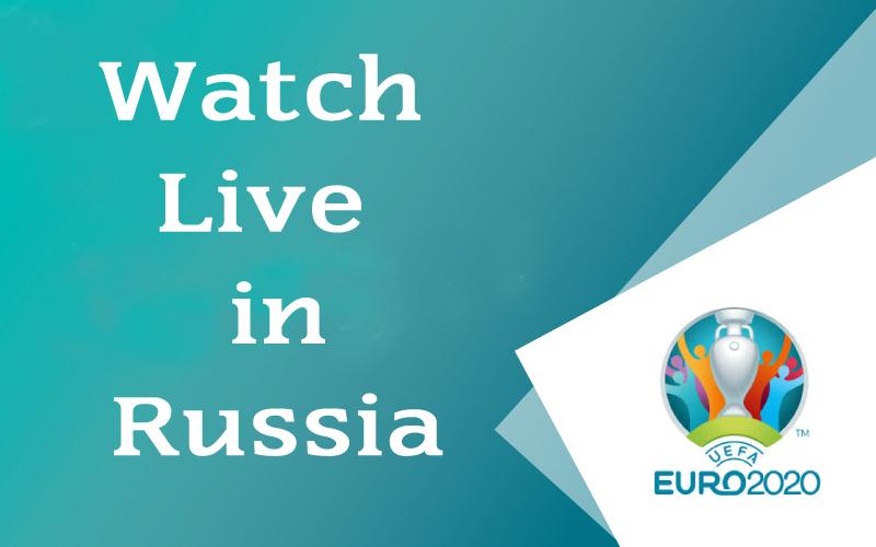 uefa euro live in russia
