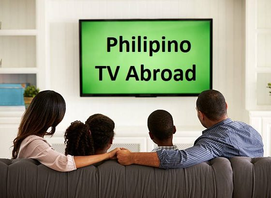 Watch Philipino TV in USA UK or Abroad