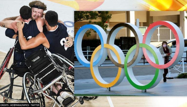 paralympics events